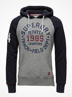 Street & luvtröjor - Superdry Trackster Baseball Hood