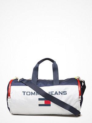 Väskor & bags - Tommy Jeans Tju 90s Sailing Corporate Duffle
