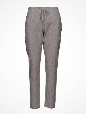 Imitz grå byxor Casual Pants