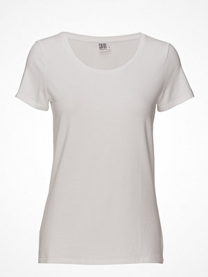 Saint Tropez T-Shirt With  Round Neck