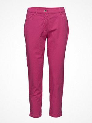 Betty Barclay rosa byxor Pants Casual 7/8 Length