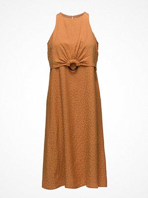 Mango Ring Jacquard Dress
