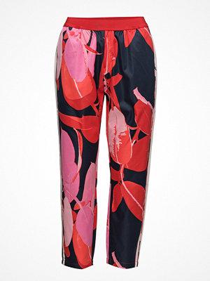 Coster Copenhagen mönstrade byxor Trousers W. Branch Print & Stripe