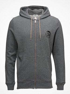Street & luvtröjor - Diesel Men Umlt-Brandon-Z Sweat-Shirt