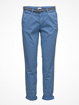Esprit Casual blå byxor Pants Woven