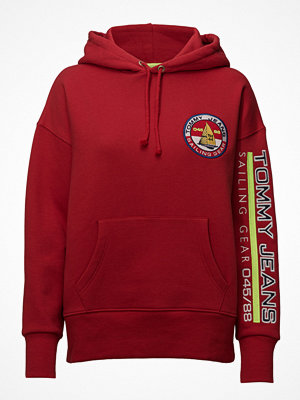 Tommy Jeans Tjw 90s Sailing Logo Hoodie