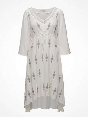 Cream Valie Dress