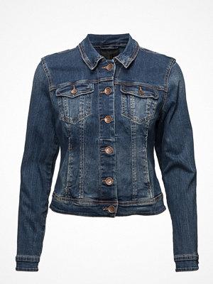 Jeansjackor - Pulz Jeans Sira Denim Jacket Long Sleeves
