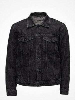 Jeansjackor - Calvin Klein Jeans Classic Jacket - Stark Black