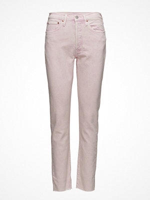 Levi's 501 Skinny Acid Light Lilac