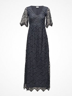 Vila Vilawa Lace Maxi Dress/Dc