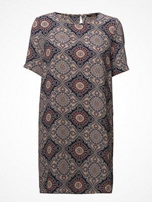 Only Onlnova Lux Aop Tee  Dress Wvn