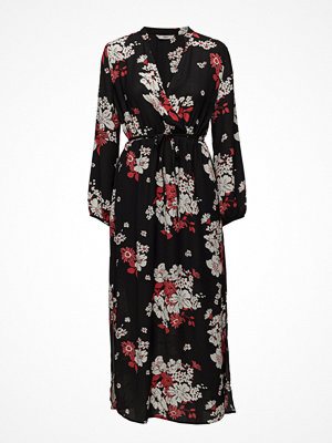 Only Onlmie L/S Maxi Dress Wvn
