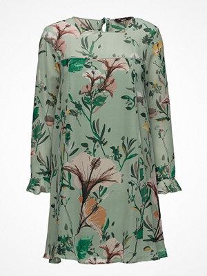 Only Onldida L/S Frill Dress Wvn