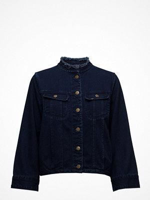 Jeansjackor - Lee Jeans Bell Sleeve Rider