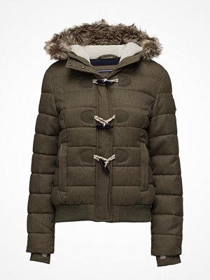 Dunjackor - Superdry Marl Toggle Puffle Jacket