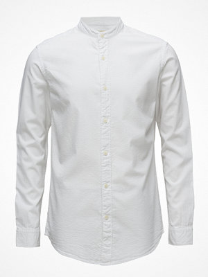 Selected Homme Shhonekim-China Shirt Ls Seersucker