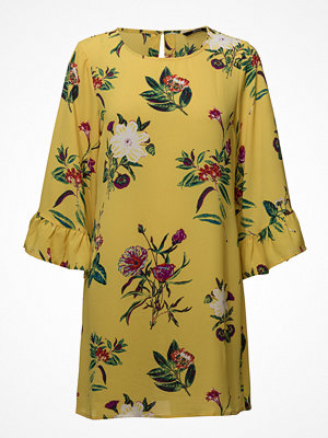 Only Onlnova Aop Lux Wide Sleeve Dress Wvn