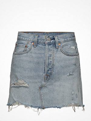 Levi's Deconstructed Skirt Whats The