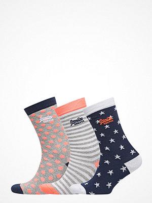 Superdry Star Sock Triple Pack