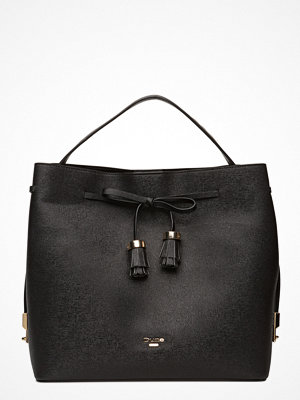Dune London svart shopper Dess
