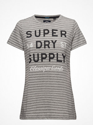 Superdry Classique Goods Long Line Tee