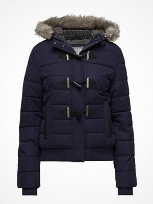 Superdry Microfbre Toggle Puffle Jacket