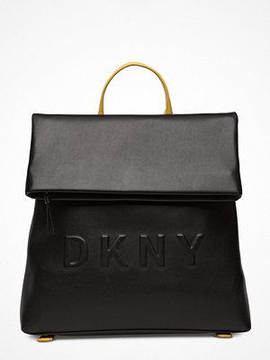 DKNY Bags svart ryggsäck Tilly- Md Backpack