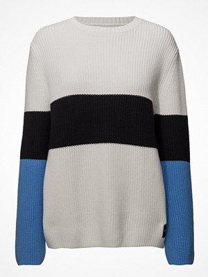 Calvin Klein Jeans Color Block Cotton Cashmere Sweater
