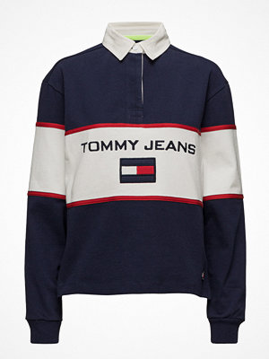Tommy Jeans Tjw 90s Blocked Rugby