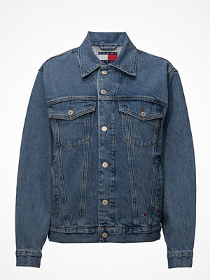 Tommy Jeans Tjw 90s Logo Denim Jacket