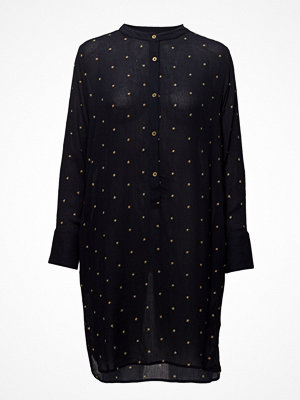 Coster Copenhagen Shirt Dress W. Embroidered Stars