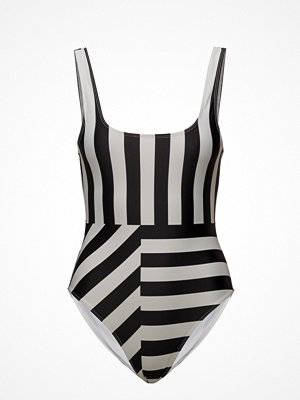 French Connection Block Stripe Costume