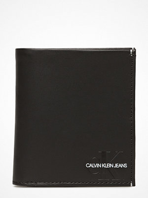 Calvin Klein Vachetta Square Billfold W Coin