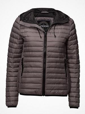 Dunjackor - Superdry Core Down Hooded Jacket