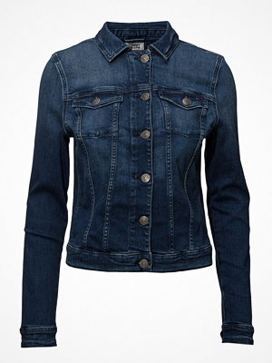 Tommy Jeans Tjw Slim Denim Trucker Vivianne