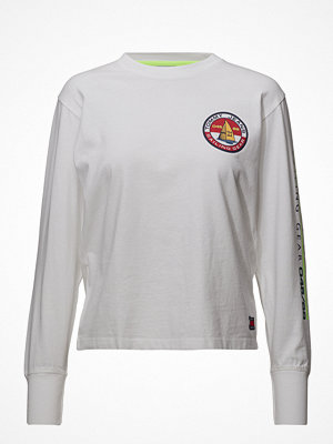 Tommy Jeans Tjw 90s Logo Long Sleeve Tee