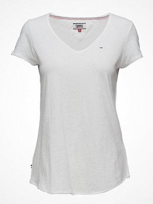 T-shirts - Tommy Jeans Tjw Soft Jersey V-Ne