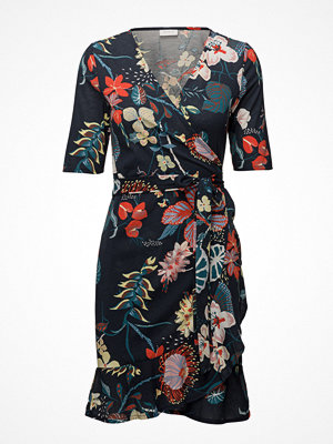 Vila Vifranka Short Wrap Dress
