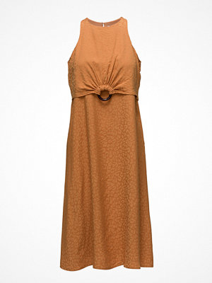 Mango Ring Jacquard Dress