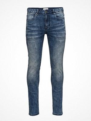 Jeans - Lindbergh Slim Fit Jeans - Blue Tone