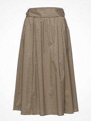 Selected Femme Sfsabina Mw Midi Skirt