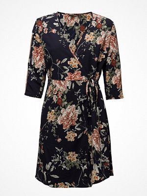 Only Onlterra L/S Wrap Dress Wvn