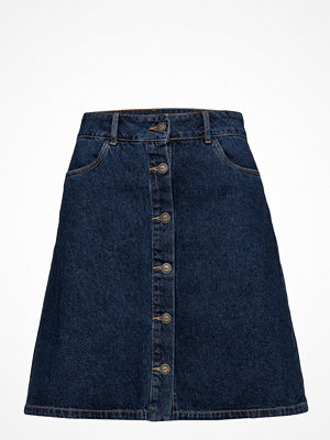 Only Onlfarrah Reg Dnm Skirt Box Bj