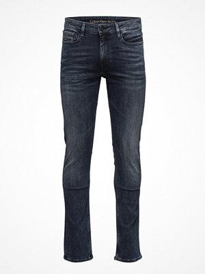 Jeans - Calvin Klein Jeans Slim Straight - Noct