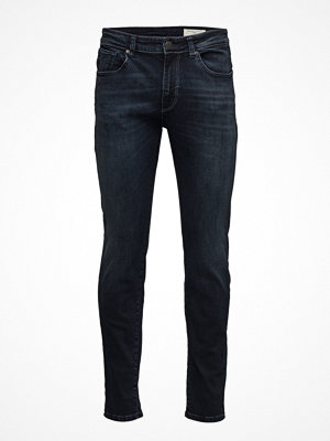 Jeans - Selected Homme Shnslim-Leon 6110 D. Blue St Jeans Noos