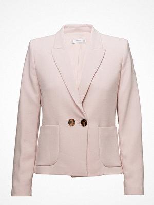 Mango Tortoiseshell Buttons Jacket