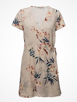 Only Onldevon 2/4 Wrap Dress Wvn