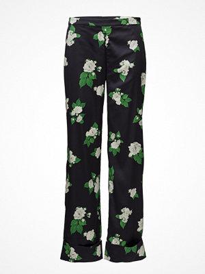 Twist & Tango svarta byxor med tryck Dahlia Trousers