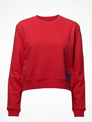 Calvin Klein Jeans Monogram Logo Badge Sweatshirt